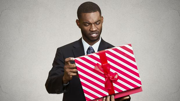 See if you can do better than these nine unexpected presents (SIphotography/Getty Images)