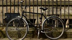 Bikes were deliberately left in 'hot spot' locations in the south city on 50 occasions under Operation Chain, with gardaí monitoring them, ready to swoop if anyone attempted to make off with them. Stock Image: PA