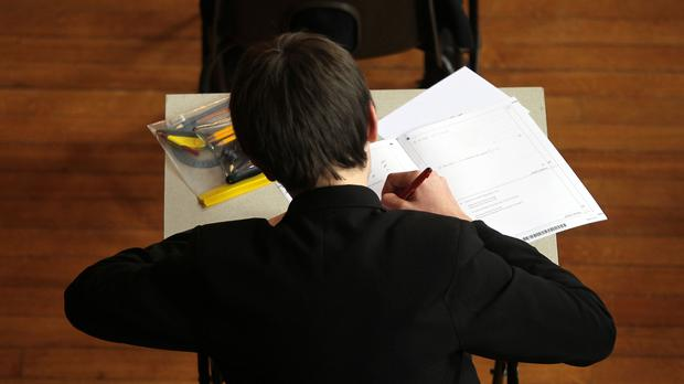 Students have been tweeting about a particularly brutal Psychology paper (David Davies/PA)