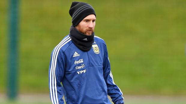 Messi told Paper magazine Argentina can grow into genuine contenders for the World Cup (Dave Howarth/PA)