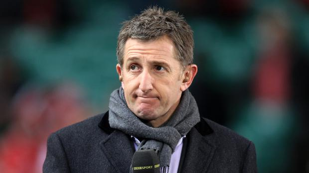 Former Welsh player Jonathan Davies. Photo: Empics Sport