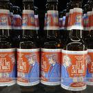 RPS Brewing produced 10,000 bottles of the Let's Settle This Like Adults signature beers (Aku H'yrynen/AP)