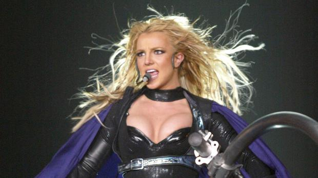 Britney Spears (Paul Faith/PA)