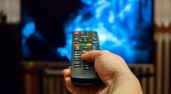 'The directive will introduce a range of rules covering advertising, sponsorship and product placement in children's programming while also capping the amount of advertising broadcasters can include in their schedule.' Stock image