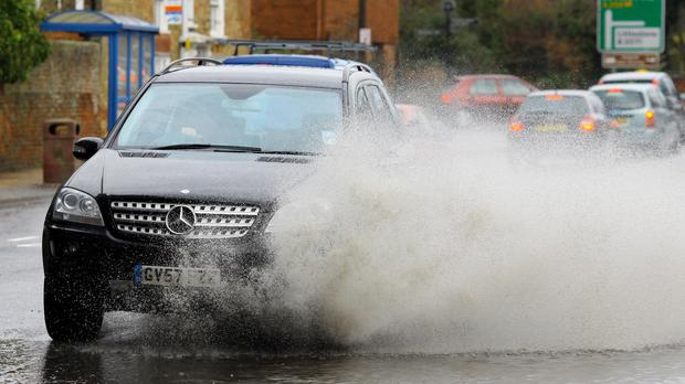 Van driver sacked for deliberately drenching pedestrians in Ottowa, Canada
