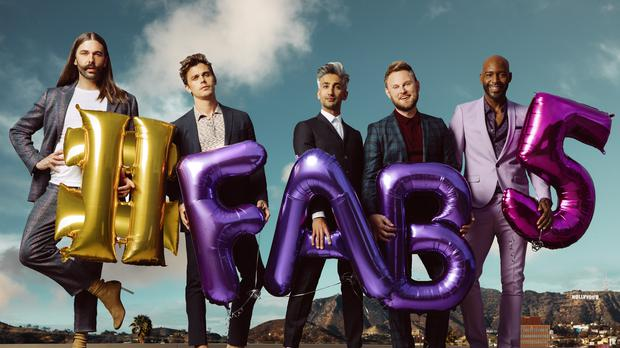 Queer Eye's Fab Five are a hit with viewers (Austin Hargrave/Netflix)