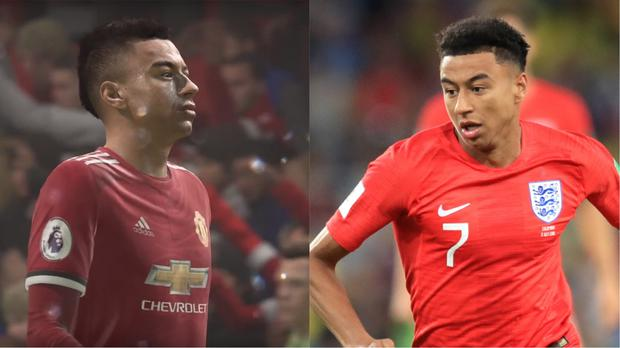 Jesse Lingard And Wilfried Zaha Are Unhappy With Their Out Of Date