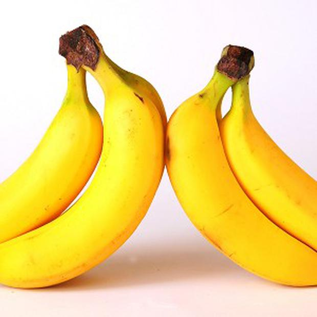Bananas donated to a Texas prison turned out to have cocaine worth almost $18m (€15m) hidden inside the boxes. Stock photo