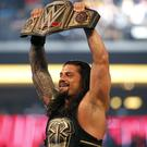 Roman Reigns (Jae S Lee/AP)