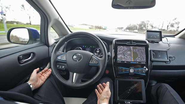 If driverless cars took voice commands, these songs would