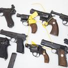 BenShot, a rural Wisconsin company, announced it was giving all employees handguns for Christmas (Aaron Chown/PA)
