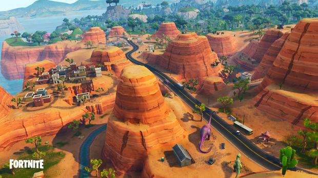 Fortnite Leads Youtube S List Of Most Watched Gaming Trailers