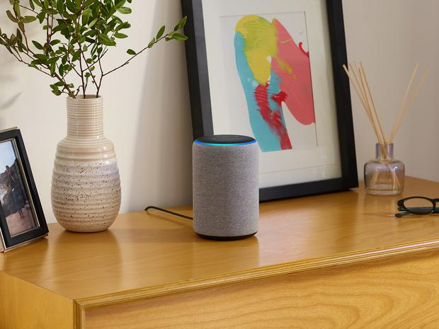 Amazon Echo is one of the world's most popular smart speakers (Amazon/PA)
