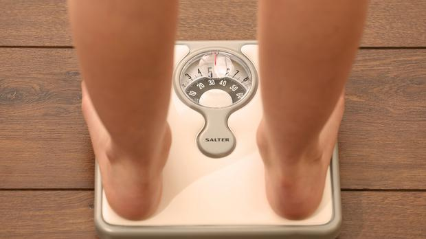 Obesity is still down the scale of priorities of the Government. Stock photo: PA
