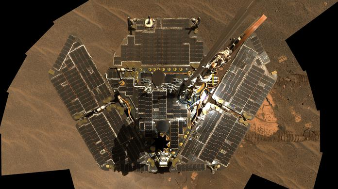 Godspeed, Oppy': Emotional tributes as Mars Opportunity rover