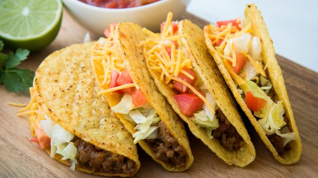 Tacos (Stock image) (PA)