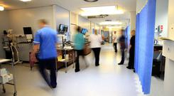 A record high of 564,829 patients are waiting to see a specialist. Stock photo: PA
