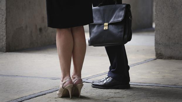 Companies get complaints if they start gender stereotyping, Stock photo: PA