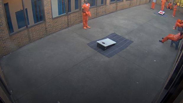 Ohio officials: Drone dropped cell phone and weed into jail yard