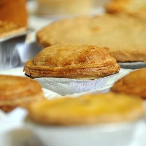 Competition between entrants at the British Pie Awards is 'almost cut-throat,' according to organisers