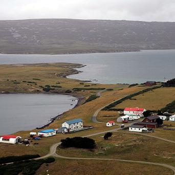 An Argentine official claims his country will control the Falkland Islands in the next 20 years