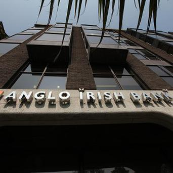 The former Anglo Irish Bank is now known as the Irish Bank Resolution Corporation