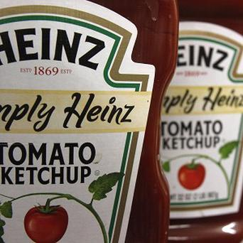 Heinz is to be bought by an investment consortium in a deal valued at £18 billion. (AP/File)