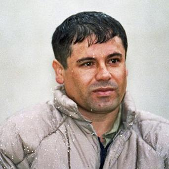Drug boss Joaquin Guzman is one of the world's most wanted fugitives (AP)