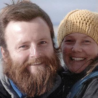 British couple Peter Root and Mary Thompson were killed in Thailand (AP)
