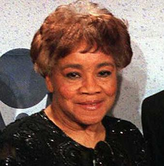 Cleotha Staples of the sibling group The Staples Singers has died aged 78 (AP)