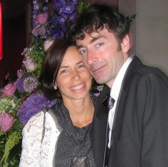 Joe Bampton and his girlfriend Zsi Gyetvai died in the Luxor balloon tragedy (Foreign and Commonwealth Office/PA)