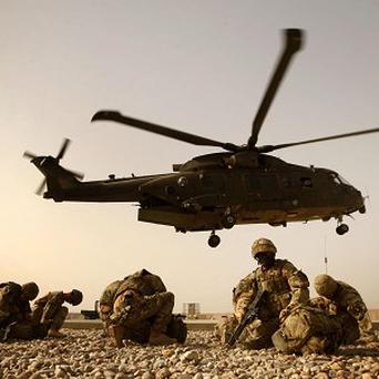 Two Afghan boys have been killed accidentally in southern Afghanistan by Nato forces