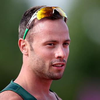 Oscar Pistorius is charged with murdering his girlfriend