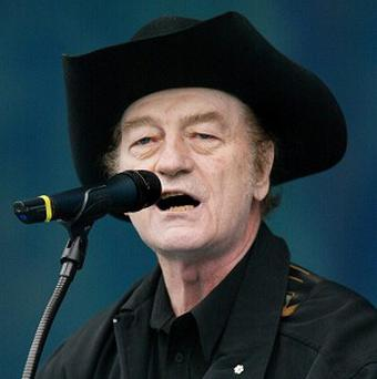 Canadian country-folk singer Stompin' Tom Connors has died aged 77 (AP/The Canadian Press, Jonathan Hayward)