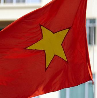 Eleven people were killed when two buses collided in central Vietnam