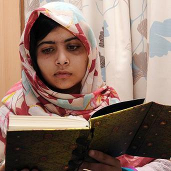 Malala Yousafzai survived an assassination attempt by the Taliban