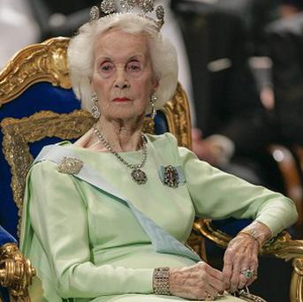Princess Lilian of Sweden, who was born in Wales, has died aged 97