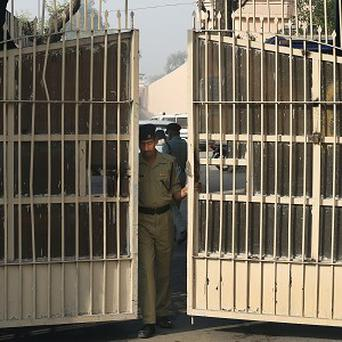 Ram Singh died at Tihar Jail, the largest complex of prisons in South Asia, in New Delhi (AP)