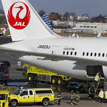Federal regulators have approved a Boeing plan to redesign the fire-plagued lithium-ion batteries (AP)