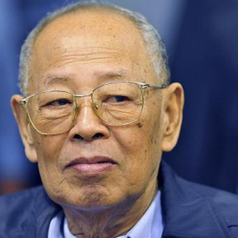 Ieng Sary, who co-founded Cambodia's brutal Khmer Rouge movement with his brother-in-law Pol Pot in the 1970s, has died (AP)
