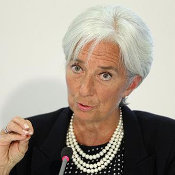 IMF's Christine Lagarde