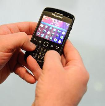 BlackBerry maker Research in Motion is attempting a comeback