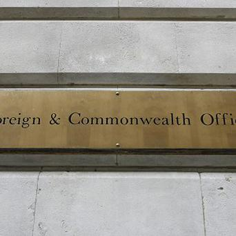 The Foreign Office said it had raised the case of two rapes with authorities in Barbados
