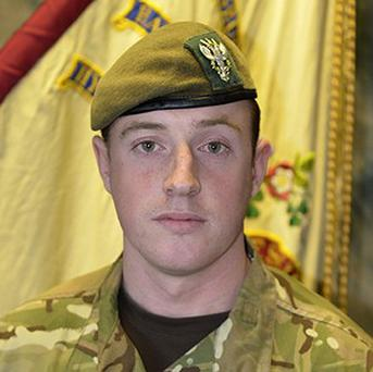 Lance Corporal Jamie Webb, 24, died from injuries sustained in an insurgent attack in Afghanistan (MoD/Crown Copyright/PA Wire)