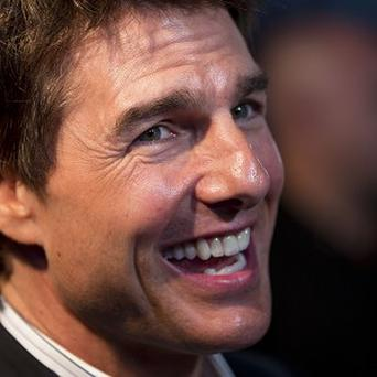 Tom Cruise has shown an interest in soccer (AP)