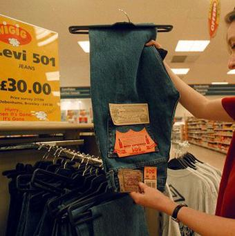 Jeans manufacturer Levi Strauss has won a court ruling over trademark