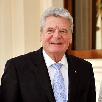 German President Joachim Gauck has been sent a letter which was suspected of containing explosives