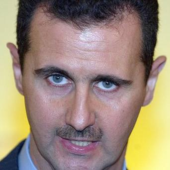 The President of Syria, Bashar Assad has been accused of using chemcial weapons