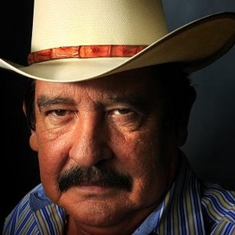 Singer Jesus 'Chuy' Quintanilla appeared to have been shot at least twice in the head (AP/The Monitor, Nathan Lambrecht)
