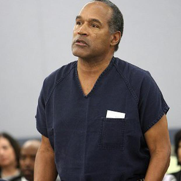 OJ Simpson is starting an appeal against his robbery conviction (AP)